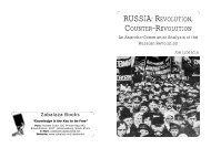 RUSSIA: REVOLUTION, - Zabalaza Books