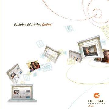 program - Media Server Page - Full Sail University