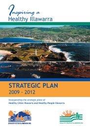 nspiring a - Healthy Cities Illawarra