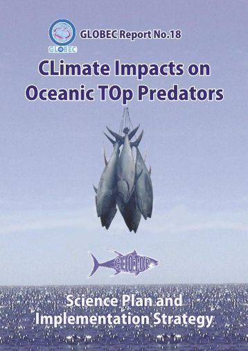 """""""Climate Impacts on Oceanic TOp Predators (CLIOTOP ... - IMBER"""