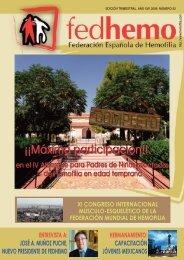 revista numero 52_numero 47 - Hemofilia