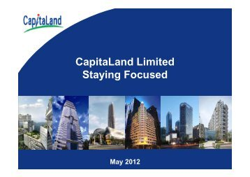 "CL: Presentation slides ""Staying Focused"" to be presented at ..."