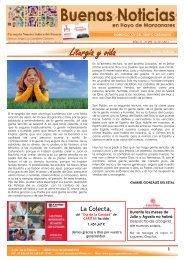 Buenas Noticias - Parroquiadehoyo.com