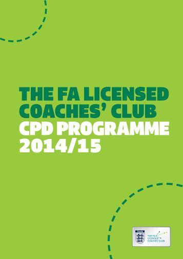 22.09.2014 LCC CPD Programme 2014-15