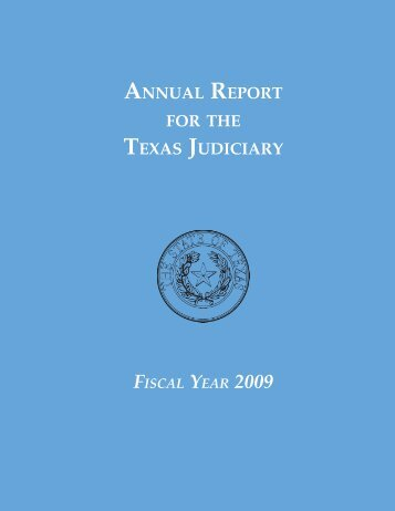 Summary Report [pdf] - Texas Courts Online