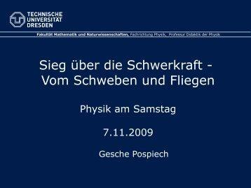 2,7 MB pdf-Datei - Physik am Samstag