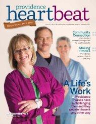 Issue 1 - Providence Washington - Providence Health & Services