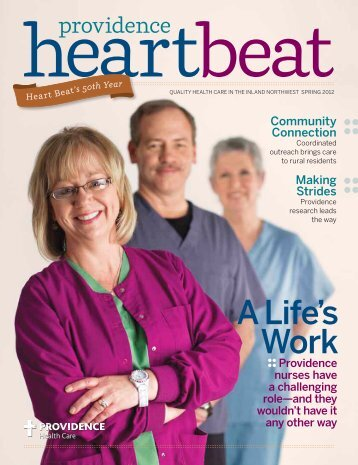 Issue 1 - Providence Washington - Providence Health & Services