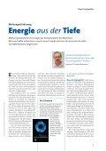 energie aus der Tiefe - ngw - Seite 5
