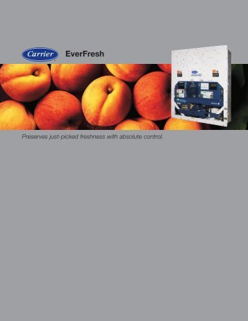 EverFresh - Carrier Transicold Performance Parts Group