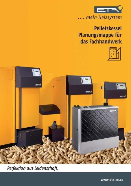 Pelletskessel Planungsmappe für das Fachhandwerk - Biovärme ...