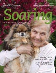 Soaring Cancer Center newsletter - The Hospital of Central ...