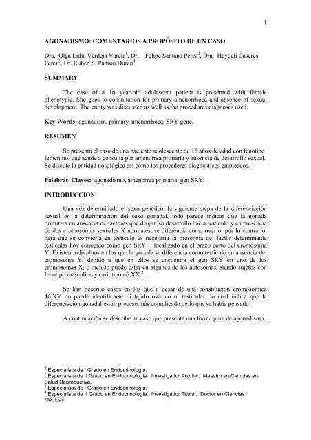 agenesia 1 resumen