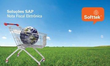 Soluções SAP Nota Fiscal Eletrônica - Softtek