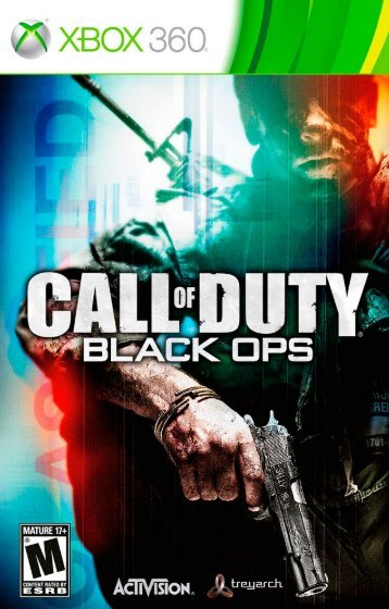 Table Of Contents - Call of Duty