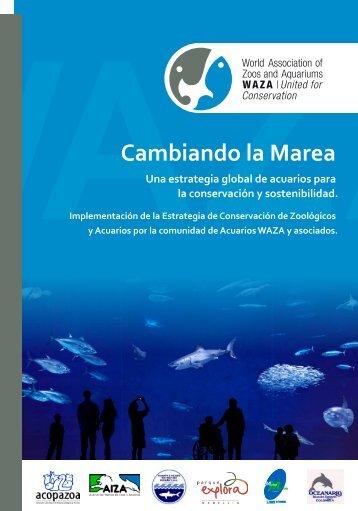 Cambiando la Marea - World Association of Zoos and Aquariums