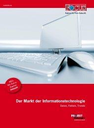 Der Markt der Informationstechnologie - FOCUS MediaLine