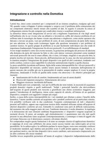Appunti sui protocolli - Gabriele Tassoni