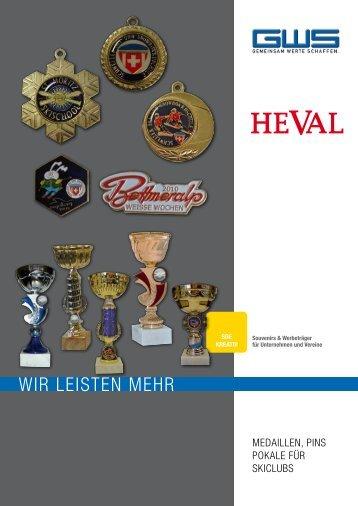 GWS Katalog (Pdf) - Heval