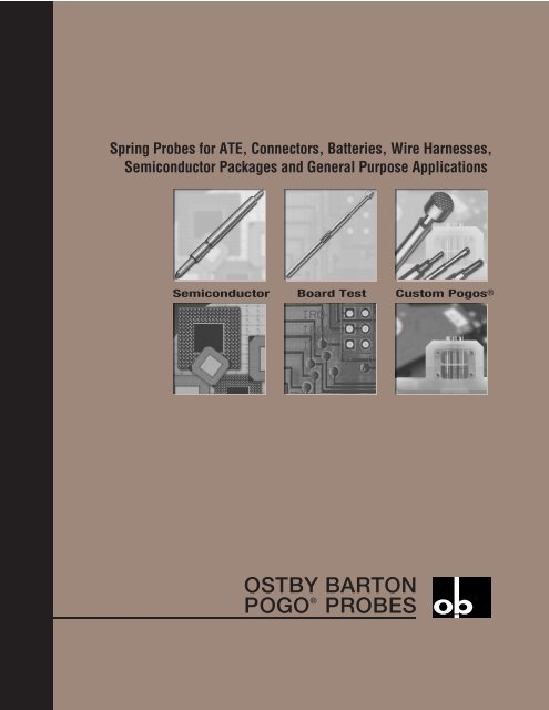 Ostby Barton Catalog - EP-TeQ