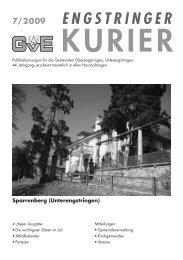 07/09 - Engstringer Kuriers