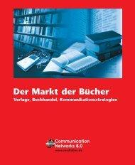 Der Markt der Bücher - FOCUS MediaLine