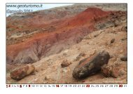 Scarica il calendario di Geoturismo per l'anno 2011 (PDF 2 MB)