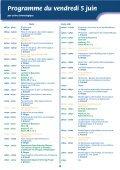 Programme du samedi 6 juin - Mapar - Page 3