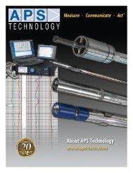 Company Profile (PDF) - APS Technology