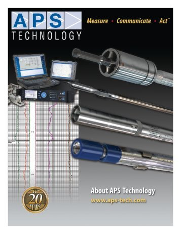 Company Profile (PDF) - APS Technology