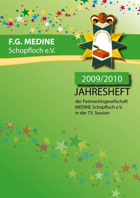 stable quality 50% off uk availability Jahresheft Session 2009/10 - 8,31 MB - FG Medine Schopfloch