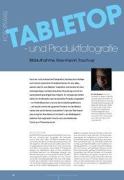 Tabletop - Fotopraxis.net