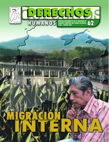 Migraciones internas - codhem