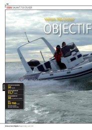 Valiant 750 Cruiser - Brunswick Marine