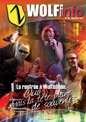 Wolfi Info n°36 - Wolfisheim