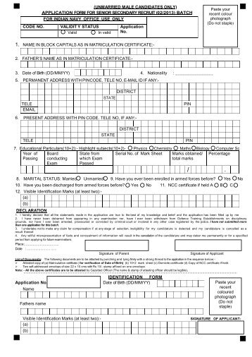 Dd Form 149 Oct 2011 Application For Us Navy