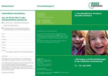Informationen - MEDITECH Sachsen GmbH