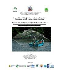 Propuesta de Marco Regulatorio para la Actividad Pesquera de la ...