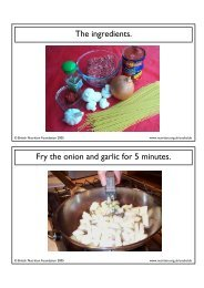 A5 recipe cards with instructions.pdf - Food a fact of life