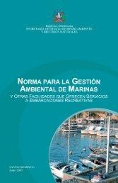 NORMA MARINA - Ministerio de Medio Ambiente
