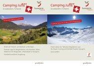 Camping Julia Camping Julia - Savognin