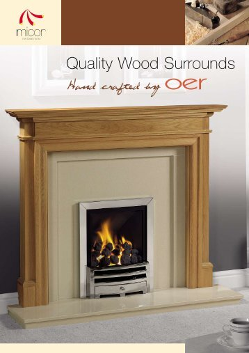 Quality Wood Surrounds - Micon Distribution Limited