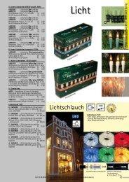 Tube - Light - Dekoartikel