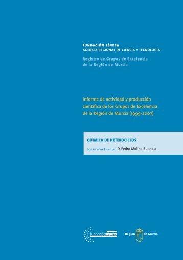 Informe de actividad y producción científica de los Grupos de ...