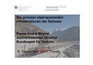 6. September 2011, Trento