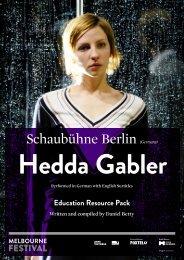 Schaubühne Berlin (Germany) - Melbourne Festival