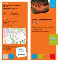 Familienhilfezentrum Bochum - IFAK e.V.