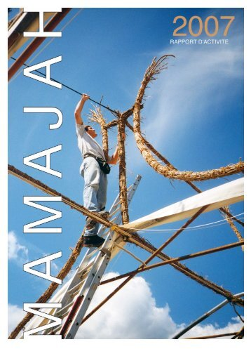 Rapport d'activité 2007 Mamajah