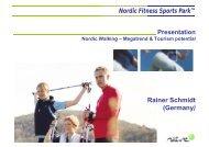 Nordic Fitness Sports ParkTM R i S h idt Rainer Schmidt ... - MEK