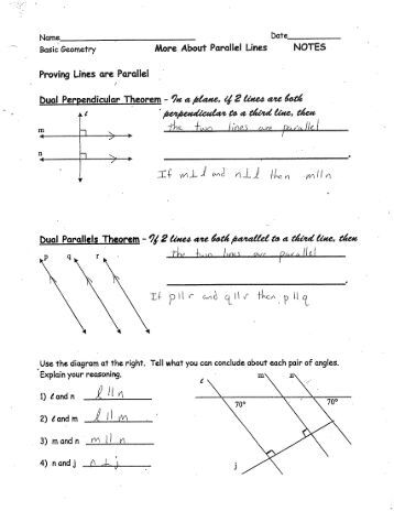 proving lines parallel worksheet c. Black Bedroom Furniture Sets. Home Design Ideas